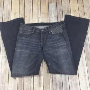 """Nico Bootcut"" JEANS by Citizens Of Humanity sz 29"